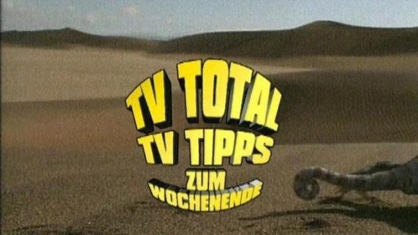 Tv Total Sendung